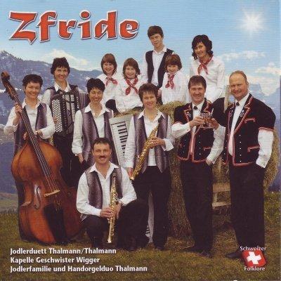 Jodlerduett Thalmann-Thalmann | Zfride